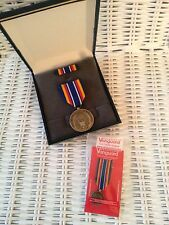 Global War on Terrorism Medals and Ribbon Set #4