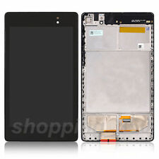 NEW For Google Nexus 7 2nd ASUS K008 K009 LCD Screen Digitizer Touch+ Frame wifi