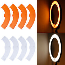 Neewer Color Filter Set for 600W 5500K Dimmable Ring Fluorescent Flash Light