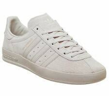Adidas Broomfield Trainers Raw White Clear Brown Gold Met Trainers Shoes