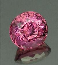 1.63 ct Natural Oval-cut Pink IF-VVS Tourmaline (Mozambique)