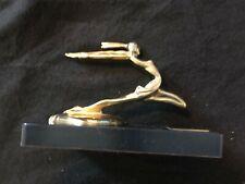 Original 1934 Pontiac Hood Ornament Dealership Award - RARE - FREE SHIPPING