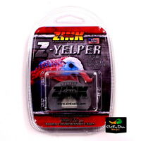 ZINK CALLS THUNDER RIDGE Z-YELPER DIAPHRAGM TURKEY MOUTH CALL AVIAN-X