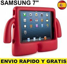 """Funda para tablet SAMSUNG GALAXY 7"""" para niños goma iGuy iBuy"""
