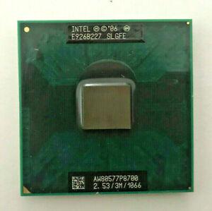 INTEL Core 2 Duo P8700 SLGFE MOBILE - 2,53GHz/3M/1066 - Sockel BGA479/PGA47 #149
