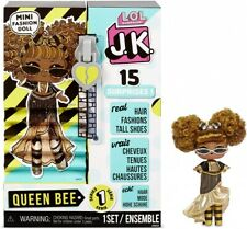 LOL Surprise! JK Mini Fashion OMG Doll - Queen Bee Exclusive new 2020 in hands