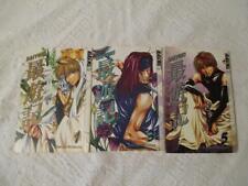 Lot 3 Saiyuki Graphic Novels Japan Kazuya Minekura 1 3 5 Manga Tokyopop Japanese