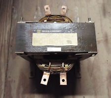 1 Used Square D 5S1Hf0C 5 Kva Single Phase Insulated Transformer *Make Offer*