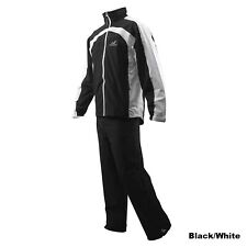 NEW WOODWORM GOLF WATERPROOF SUIT : SMALL BLACK