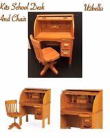 American Girl Kit School Desk & Chair BEFOREVER Authentic NEW IN BOX