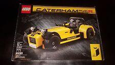 LEGO CATERHAM SEVEN 620 R 21307 LEGO IDEAS SAVE 5% WORLDWIDE FAST SHIP
