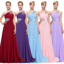 Lange Brautjungferkleid Abendkleid Brautkleid Ballkleid Hochzeit Größe 32-46 New