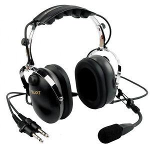 PA-1161 Pilot Headset - Pilot USA
