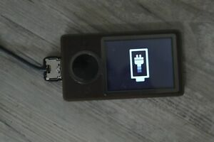 1st Generation 30 GB Microsoft Zune With OEM Accessories AS IS Read Description