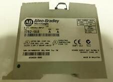 ALLEN BRADLEY MICROLOGIX 120VAC INPUT MODULE 1762-IA8 SER. A