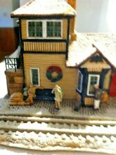 """Lilliput Lane """" I will be home for X'mas """" The Allegiance Collection"""