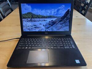 Dell Inspiron 5570 15.6in. i5-8250U 12GB RAM 1TB HDD Laptop - Black