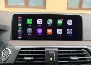 NBT EVO BMW CarPlay Activation + FullScreen + Video in Motion All software!