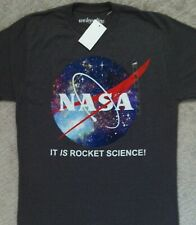 NASA Rocket Science T Shirt_ Size Small_ New with tags