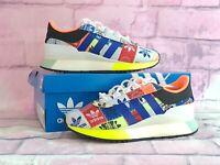 Adidas Originals SL Andridge Women's Sport Gym Multicolored Trainers- Limited