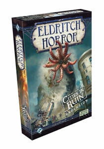 Eldritch Horror: Cities in Ruin Expansion SEALED UNOPENED FREE SHIPPING