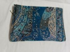 Tablecloths Cover Bedding Purpose Fabric Textile Blue Home Kitchen Beach Sarong