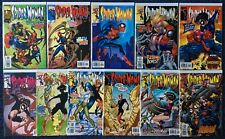 Spider Woman 1-10 Variant 2 Marvel Comic 1999 VF/NM Spiderman