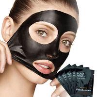 10Pcs Mitesser Entfernerre Poren Reinigung Streifen Maske Gesicht Nase Akne Neu