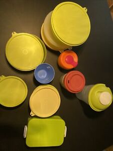 TUPPERWARE - Mepal Rosti - keep cup - rice - Bamboo Cup