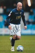 Jack Smith Hand Signed 12x8 Photo - Millwall - Football Autograph.