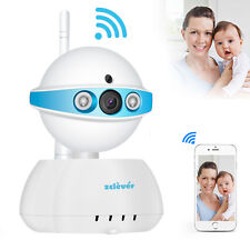 Wireless  IP Camera wifi Pan Tilt 720P Security Network CCTV Night Vision Webcam