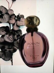 Vintage Poison DIOR edc 35 ml left spray women perfume