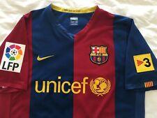 Nike FC Barcelona 2006-2007 Home shirt