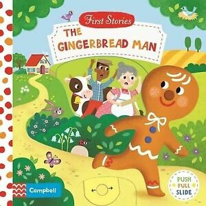 The Gingerbread Man by Campbell Books