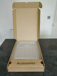 LAPTOP SHIPPING BOX with air pack system  STRONG CARDBOARD MAILER for Any laptop