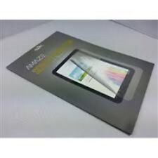 """Amaze Crystal LCD Clear Screen Protector for 7"""" Tablets Film Retail"""