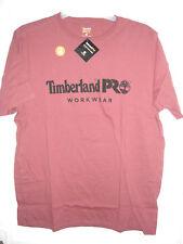 Timberland Pro Workwear Cotton Core Shirt Choose Size Red Oxide