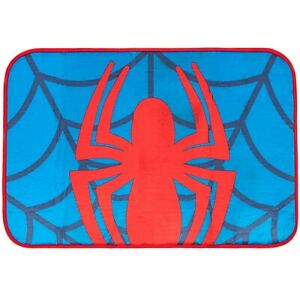 Marvel Spiderman Red and Blue Foam Bath Rug, 1 Each