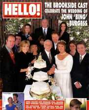HELLO MAGAZINE #440 MICHAEL JACKSON & DEBBIE ROWE SPEAK, BROOKSIDE