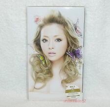 Japan Ayumi Hamasaki Mirrorcle World Taiwan CD+DVD A.