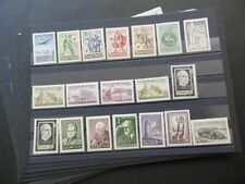 Finland : Nice Mint group of singles & sets.