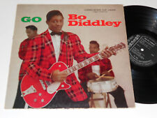 GO BO DIDDLEY Checker Mono DG ORIG First Press 1959 lp LP-1436 album vinyl