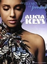 Alicia Keys The Element Of Freedom Learn to Play Pop PIANO Guitar PVG Music Book