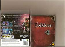 FOLKLORE PLAYSTATION 3 PS3 FOLK LORE RPG