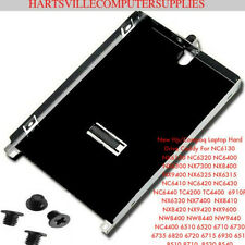 Lot of 5 Sets Hp/Compaq 8710p Elitebook 8540w 8540p Laptop Hard Drive Caddy
