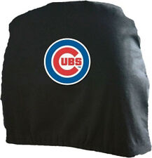 Chicago Cubs Auto Head Rest Covers 2 Pack [NEW] MLB Car Seat Headrest CDG