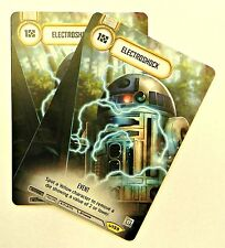 Star Wars Destiny Alternate Full Art Electroshock X2 Tournament Promo