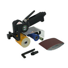 Pneumatic Belt Sander Grinder Polisher Air Belt Machine Grinding Polishing Tools