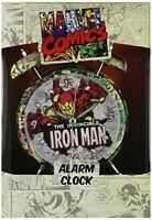 BB Designs, Marvel Comics Retro Iron Man Alarm Clock
