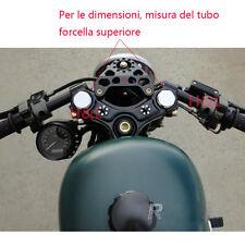 54MM COPPIA SEMIMANUBRI Manubrio per Buell S1,S2/Firebolt/1125/1190RX cafe racer